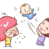 都说父爱如山,你家那位又是如何带娃的呢?妈妈们看了都想打人!
