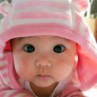 宝宝这个肢体动作,其实在说我爱你!