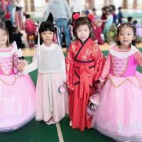 小小变装show,找到好朋友|北京王府幼儿园中班组化妆舞会