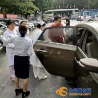 紧张!一产妇腹痛难忍,送医路上把孩子生车里了!