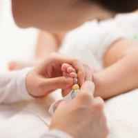 给宝宝剪指甲还有这么多讲究,这3个小妙招,宝妈们可以参考一下
