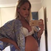 两个孩子的辣妈,这身材简直了,连孕期都是那么的美!