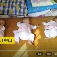 41岁外婆自然生育三胞胎,比外孙小半岁,70后宝妈生二胎有何难?