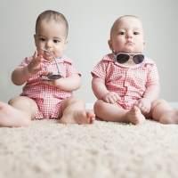 很多明星生孩子是双胞胎,生双胞胎也是有方法的