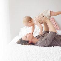 马伊琍:不跟宝宝分床睡会养成依赖?全是胡扯!