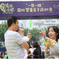 《萌娃当道》于丽影广场成功举行 中国法国工商会华南区总监亲临现场