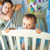 花样被虐,其实是你不懂宝宝的睡眠密码