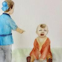 恩吉拉 | 打人、咬人的孩子,心里在想什么?