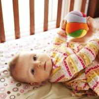 婴儿床的安全隐患