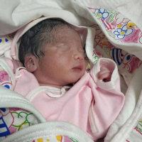 23周胎盘前置,35周生下5.4斤早产儿,快两月了重9.4斤