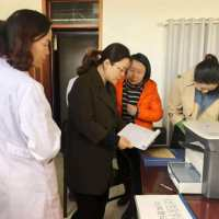 市妇幼保健院对我县《出生医学证明》管理工作进行专项督导
