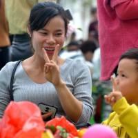 @所有人 ,快来壬田中心幼儿园看果蔬造型秀啦