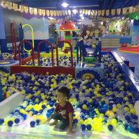 儿童乐园淘气堡设备部件的部分配件常见标准