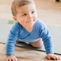 怕脏不让宝宝爬?会爬的宝宝更聪明