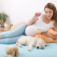 怀孕第一次检查挺麻烦,但查的真的很全,愿足月母子平安相见