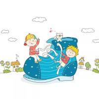 晓北讲故事 | 《会飞的鞋子》:培养孩子整理自己物品的能力!