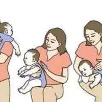 拍嗝是个技术活, 教你如何正确给宝宝拍嗝!