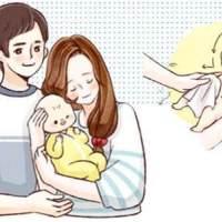 """新生儿3个部位很脆弱,不要随便洗,""""脏""""着更安全(注意事项)"""