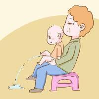 宝宝不到这个月龄,把屎把尿危害大,所以妈妈别把早了