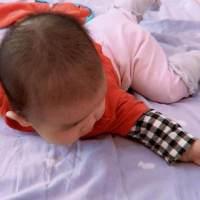 婴儿五六个月后,教你这样游戏来提升宝宝各项能力