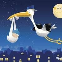 产房趣事:月圆之夜出生率更高