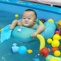 立冬之后婴儿游泳需要停?好可惜
