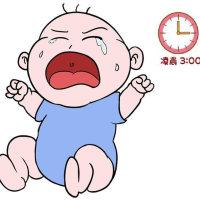 轻松四步,让宝宝不再夜啼,妈妈可以睡个安心觉