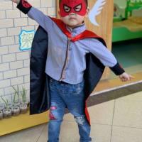 幼儿园过生日会,不服输的家长把孩子打扮成这样!笑坏全幼儿园师生!