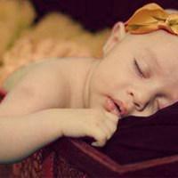 为什么宝宝才一岁,睡觉就打呼噜呢?