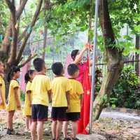 哇!云浮这间幼儿园的开学典礼,简直就是一个大party!