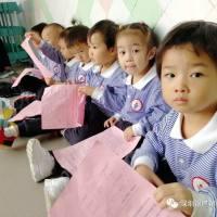 家长助教│跟着萌宝去上学——记第一次家长助教
