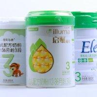 合生元、雅培、贝拉米…五款有机奶粉测评数据分析