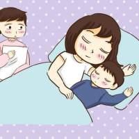 生二胎后,如果让大宝这样睡,对大宝来说真的是种伤害!