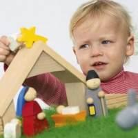 孩子玩玩具,怎样玩才能提高智力