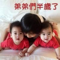 林志颖双胞胎儿子真可爱 看看双胞胎的秘密吧