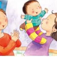 教新爸爸如何照顾新生儿_家家母婴