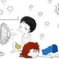 关于孩子中暑,你犯了这几个误区么