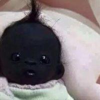 世界上最黑的孩子出生!孕妇怎么吃才能让宝宝皮肤白