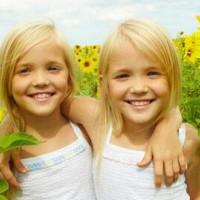 女孩取名字  双胞胎女儿名字大全