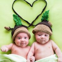 怀孕三次都是双胞胎,原来与这个有关
