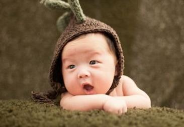 三个月的宝宝