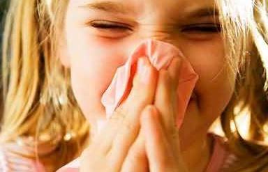 宝宝感冒咳嗽流鼻涕