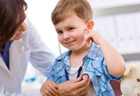儿童常见疾病
