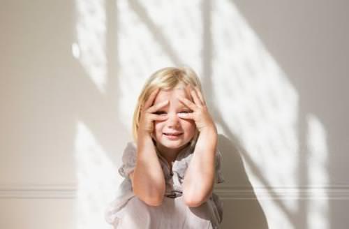 儿童恐惧心理