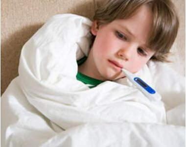 儿童退烧药