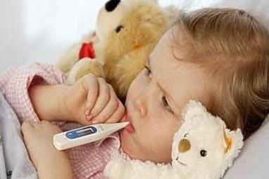 小孩发烧怎么办