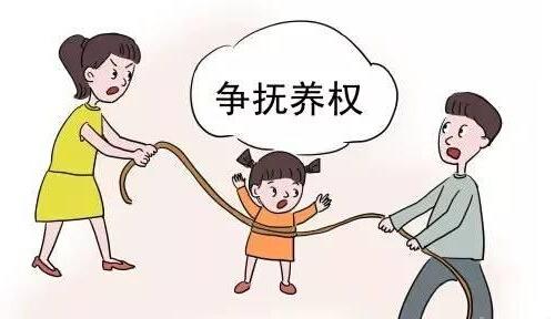 孩子抚养权变更