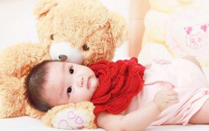婴儿生活规律