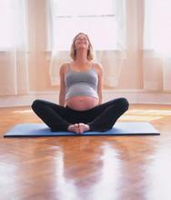 孕妇安产操