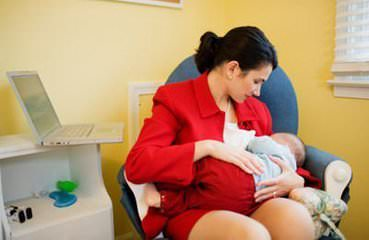 職場媽媽母乳喂養